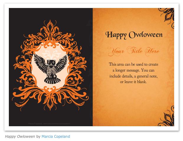 Happy owloween_pingg